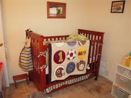 please show me your baby boy nursery and crib set