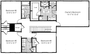 New House Floor Plans Upstairs Floor Plan Ryan Homes Verona New House Info
