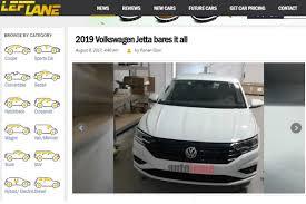 volkswagen jetta 2018 la future volkswagen jetta 2018 a ete surprise a mexico