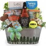 per gift basket dog gift baskets pet gift baskets