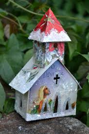 38 best church ornaments images on pinterest christmas villages