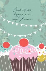 Sweet Birthday Cards Sweet Surprises Greeting Card Happy Birthday Printable Card