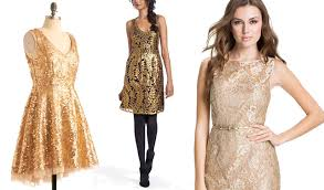 party frocks gold party dresses for the holidays