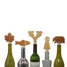 new icon wood wine bottle stoppers new trading