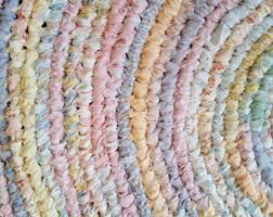Handmade Rag Rugs For Sale Rag Rugs Etsy