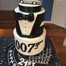 125 best birthday u0026 party cakes images on pinterest james bond