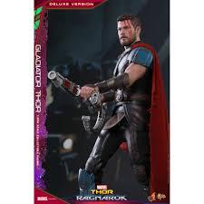 hot toys mms445 thor ragnarok 1 6th scale gladiator thor