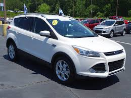 Ford Escape Suv - certified pre owned 2015 ford escape titanium sport utility in