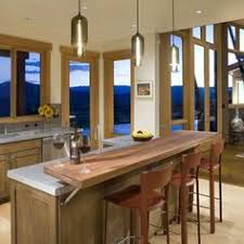 kitchens with island bar the breakfast bar island under