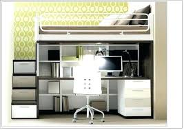 Top Bunk Bed With Desk Underneath Bunk Bed With Desk Underneath Bed With Desk Loft Bed