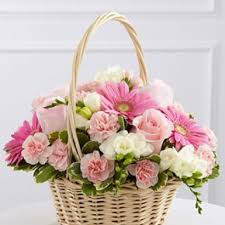 flower baskets sympathy and funeral sprays and baskets heights virginia