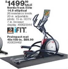 target black friday training bike sears black friday elliptical sales an honest review of the deals