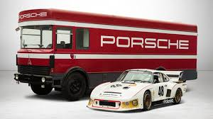 porsche 935 porsche 935 turbo and vintage transporter the perfect gentleman u0027s