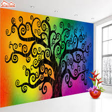 Girls Murals by Online Buy Wholesale 3d Trees For Girls Wallpaper From China 3d