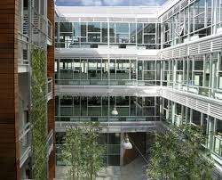 Interior Courtyard Terry Thomas Building By Weber Thompson Treehugger