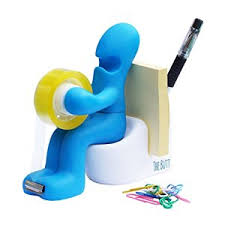 Novelty Desk Accessories The Office Supply Station Dispenser And Desk