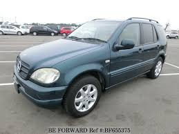 2000 mercedes m class ml430 used 2000 mercedes m class ml430 gf 163172 for sale bf655375