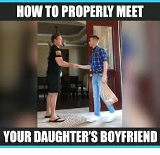Memes About Daughters - your daughter s boyfriend meme on me me