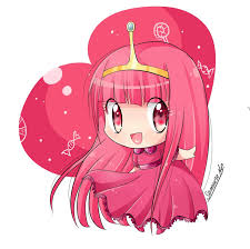 chibi princess bubblegum chibi anime by keitenstudio on deviantart
