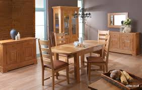 Expandable Dining Room Tables Modern by Dining Room Wooden Expandable Dining Table Set On Wooden Floor