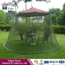 china canopy pation set screen house umbrella table mosquito net