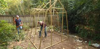 Greenhouses For Backyard Budget Backyard Greenhouse Today U0027s Homeowner With Danny Lipford