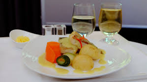 audois cuisine business class in flight meal malaysia airlines airline meal and