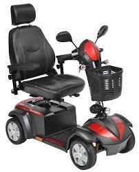ventura 4 wheel scooter drive medical
