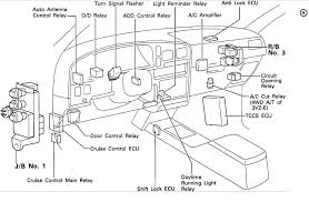 1991 toyota fuel wiring diagram a c relay location air