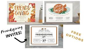 the step to step guide to planning the perfect friendsgiving a