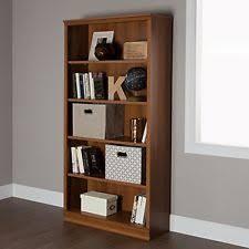 South Shore Shelf Bookcase South Shore Furniture Cherry Bookcases Ebay