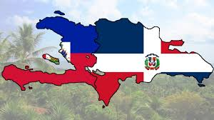 Show Me A Map Of The Dominican Republic Haiti U0026 Dominican Republic La Española Island Flag Map Speed