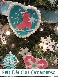 What Does Ornaments Felt Die Cut Ornaments Kunin Felt