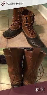womens ll bean boots size 9 l l bean boots
