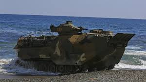 amphibious vehicle marines d day with rok is u201call hands on deck u201d u003e the official united states