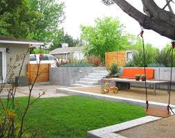 simple front yard landscape design ideas with simple beauty