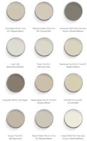 color overview drama beige and gray