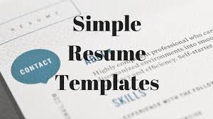 resume templates ops staffing