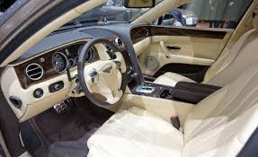 bentley white interior bentley flying spur interior gallery moibibiki 2