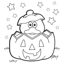 halloween coloring sheet kids u2013 festival collections