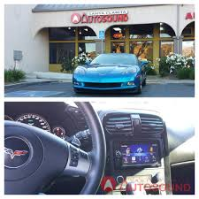 c6 corvette stereo upgrade stereo and audio upgrade on a chevrolet corvette c6 call us and