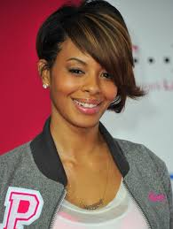 black women with short haircut and tappered sides most alluring short hairstyles for african american women