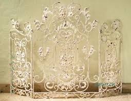 French Country Shabby Chic by French Country Scroll Floral Antique Finish Cottage Shabby Chic