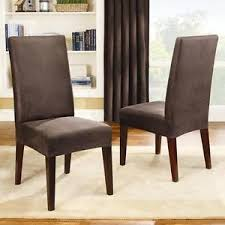 Striped Dining Chair Slipcovers Dining Chair Slipcover Ebay