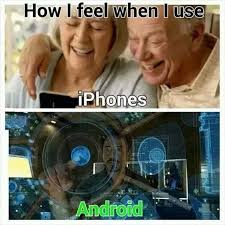 I Phone Meme - android iphone meme by jazu memedroid