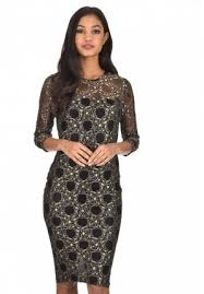 dresses lace dresses ax paris usa fashion dresses black