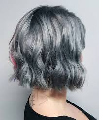 high lighted hair with gray roots 20 shades of the grey hair trend