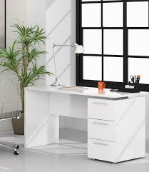 White Office Desk Uk Computer Desks Uk Save Upto 50 At Furniturefactor