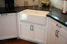 Kitchen Corner Base Sink Cabinet Corner Kitchen Sink Cabinet - Corner kitchen sink cabinet