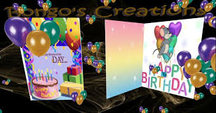 second life marketplace bc musical birthday card v1 plays